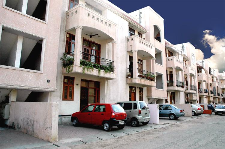 Omaxe Habitat Floors Home Loan