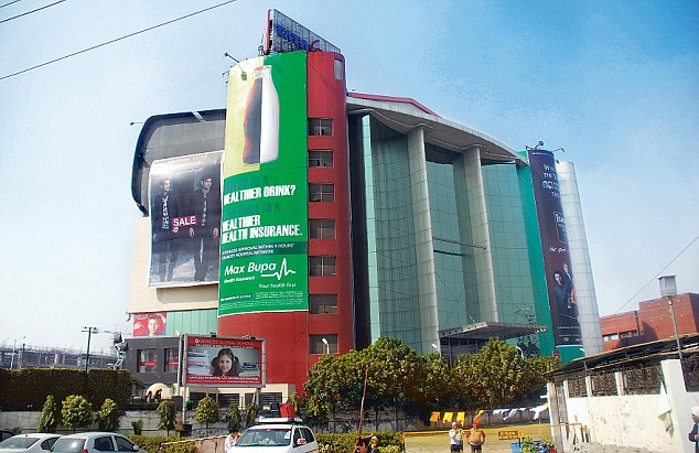 Shipra Centre Stage Mall Home Loan