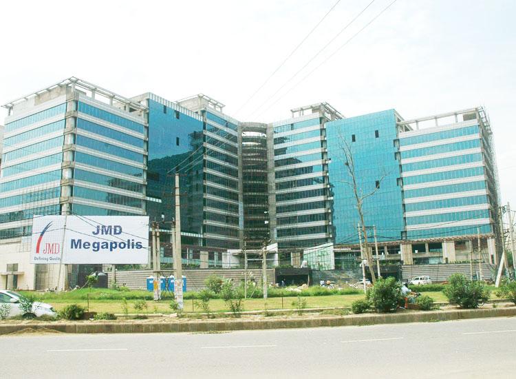 JMD IT Megapolis