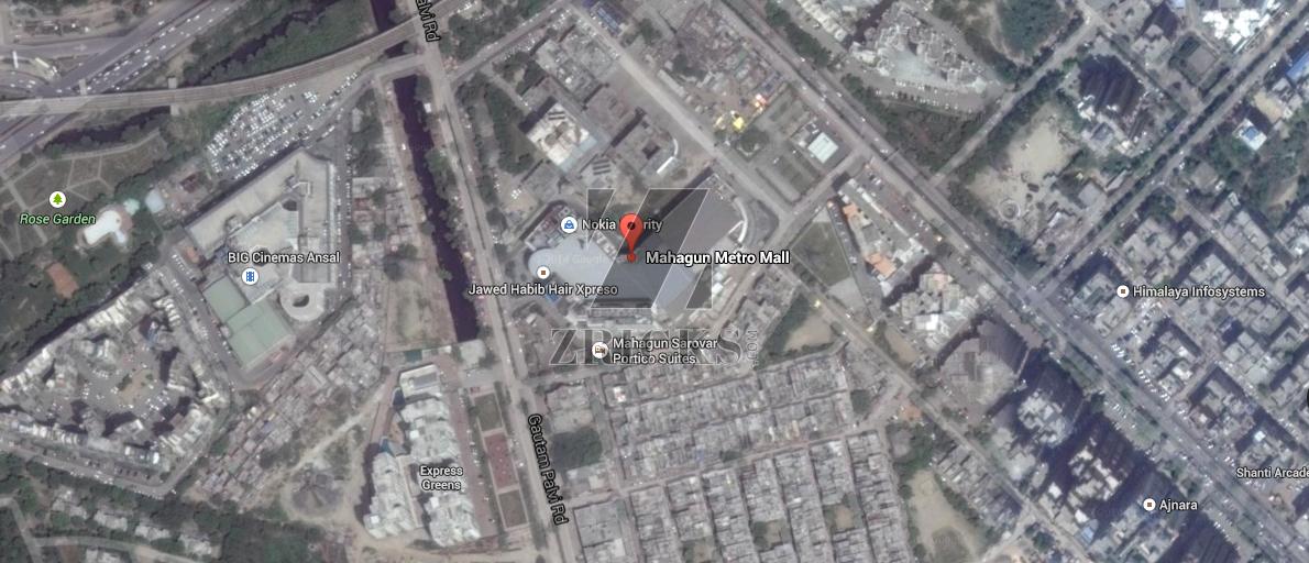 Mahagun Metro Mall Vaishali Sector 3 Nh 24 Ghaziabad