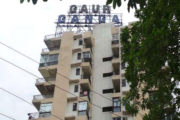 Gaur Ganga Commercial Complex