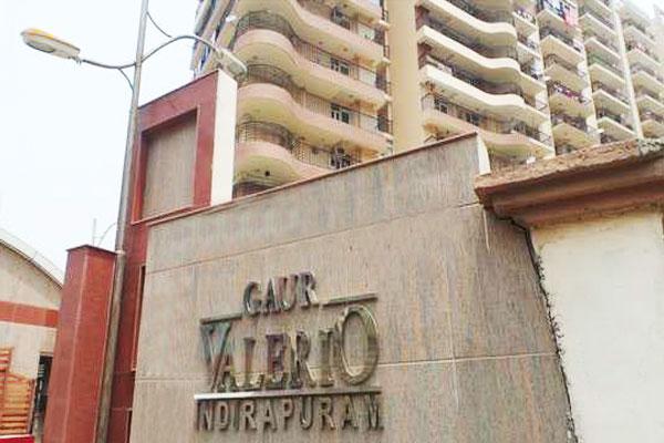 Gaur Vallerio II Commercial Complex