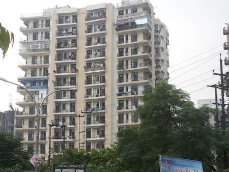 Gaur Heights Commercial Complex