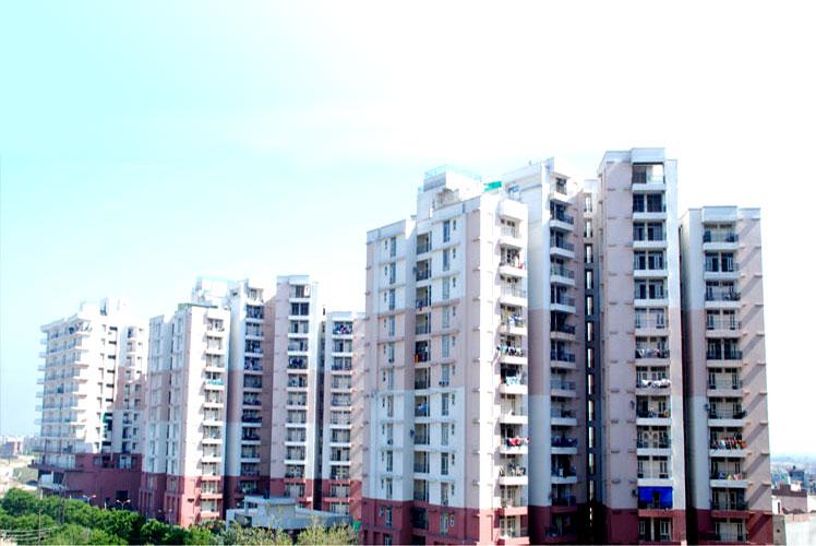 Gaur Homes Commercial Complex