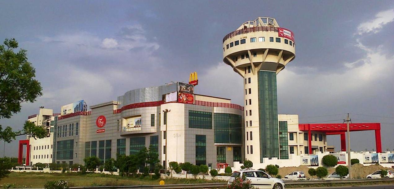 Ansal Highway Suites