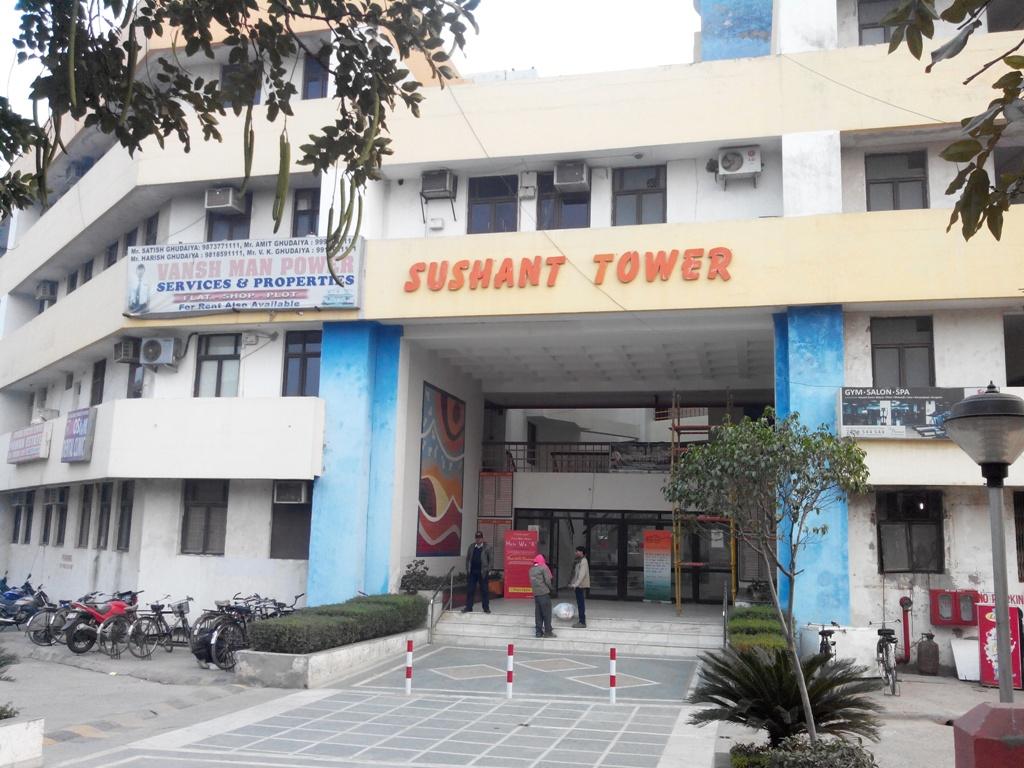 Ansals Sushant Tower