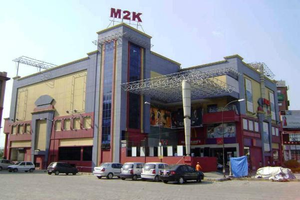 M2K Mall Rohini