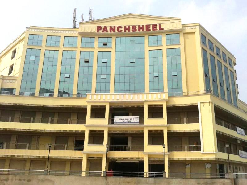 Panchsheel Square