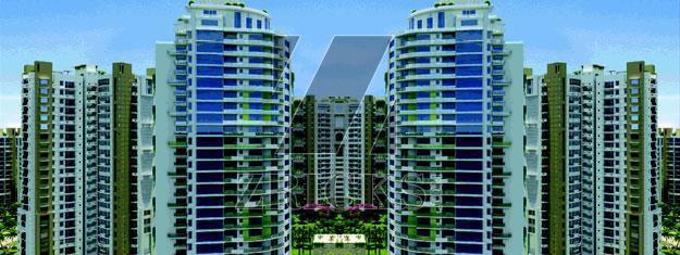 3 BHK Apartment 1545 Sq  Ft  for Sale in Logix Blossom Greens Noida -  Zricks com