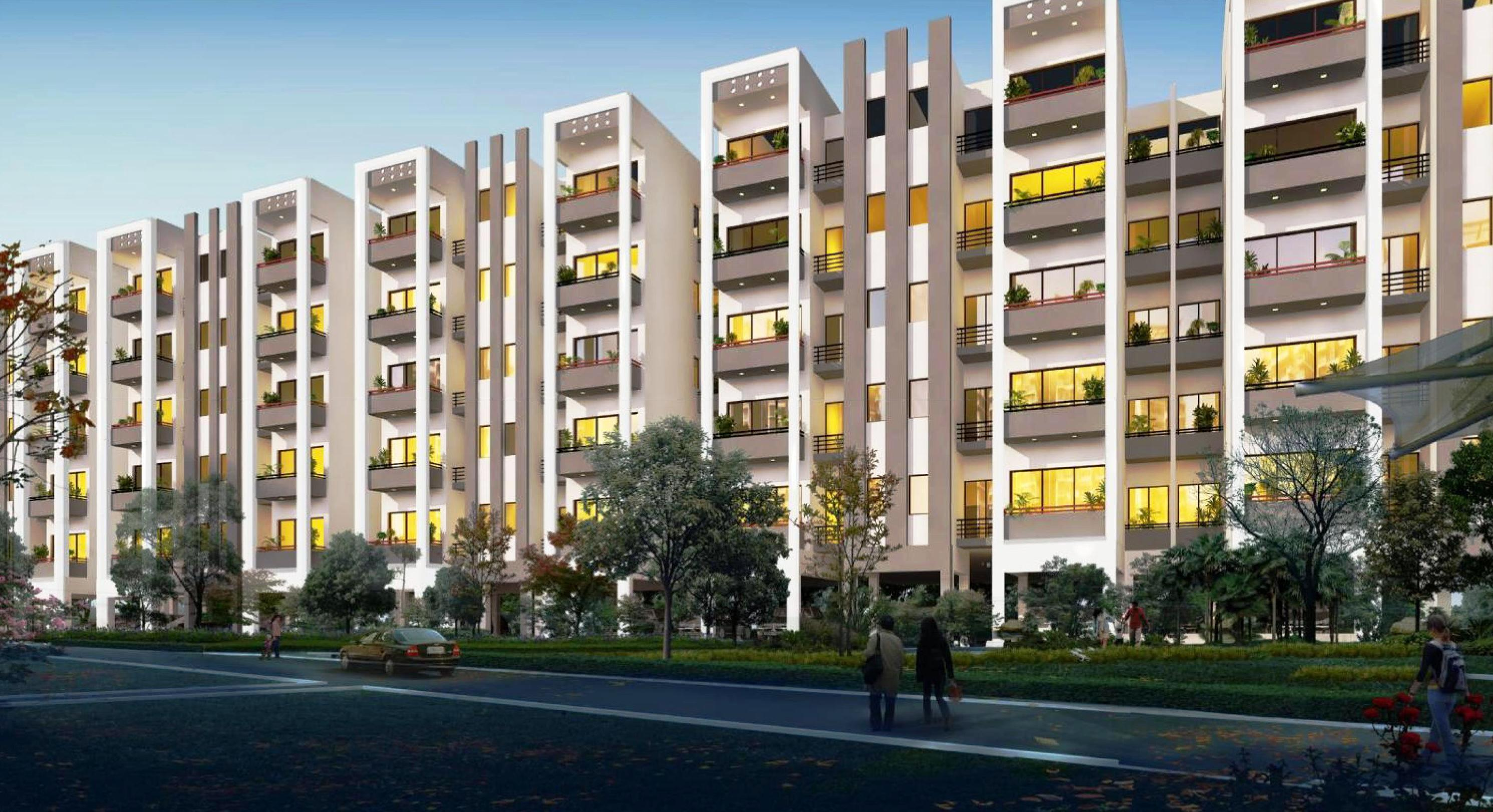 Wave City Executive Floors Dasna Nh 24 Ghaziabad