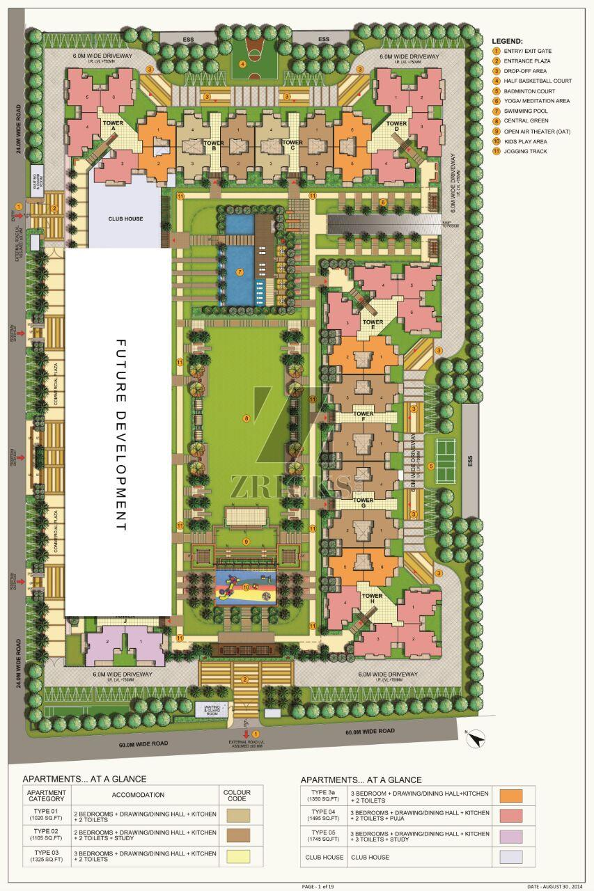 Gulshan Bellina Sector 16 Noida Greater Noida Link Road