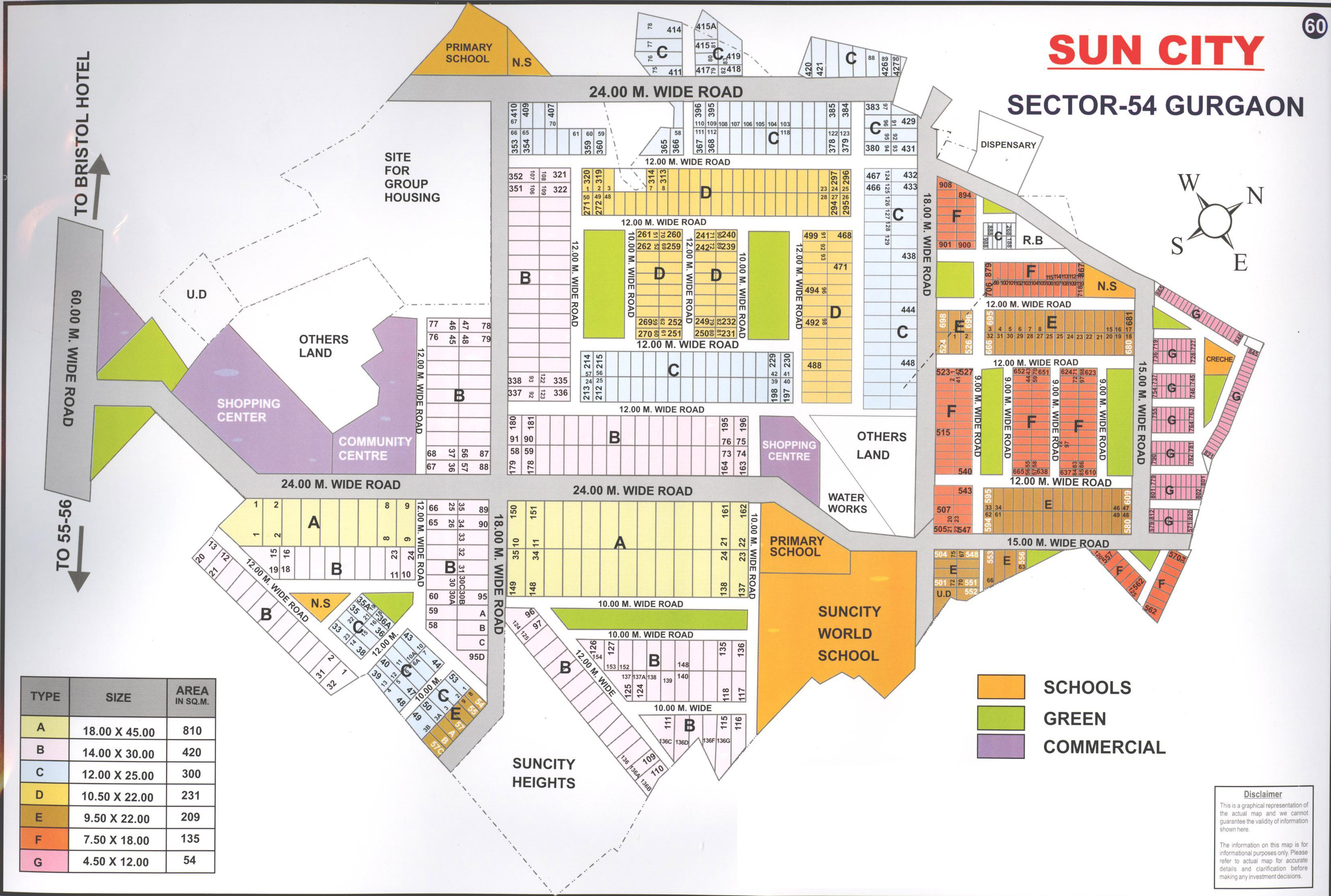 Suncity Business Tower Sector 54 Golf Course Road Gurgaon