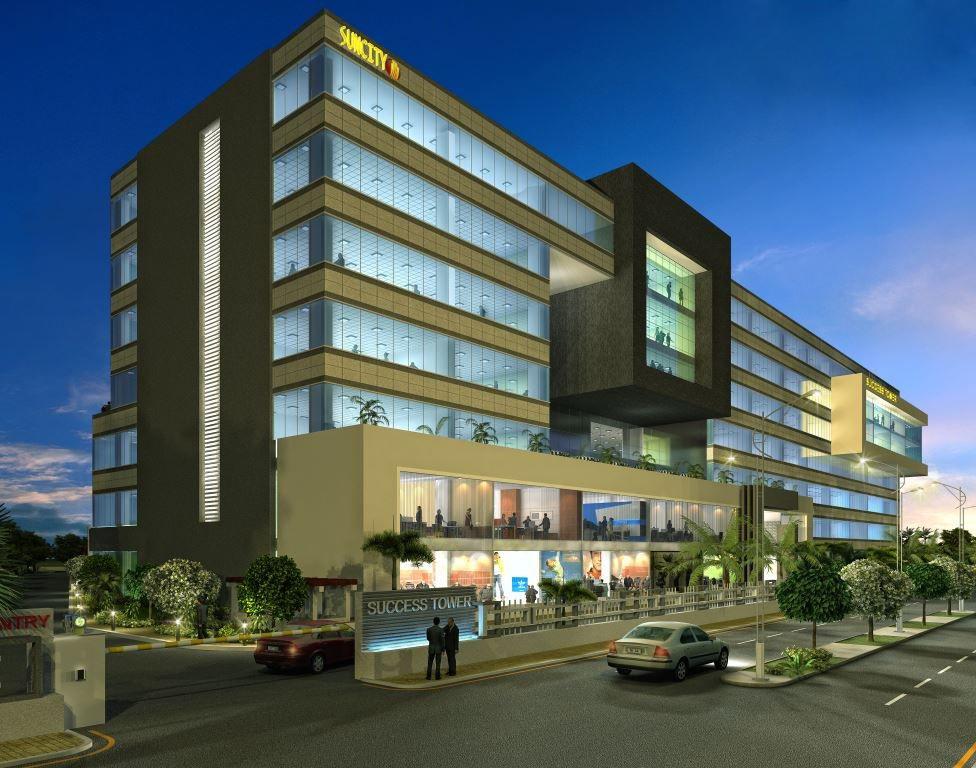 Suncity Success Tower Banner