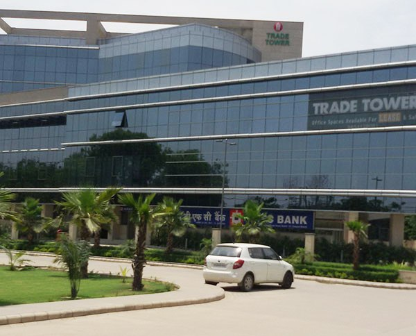 Suncity Trade Tower Banner