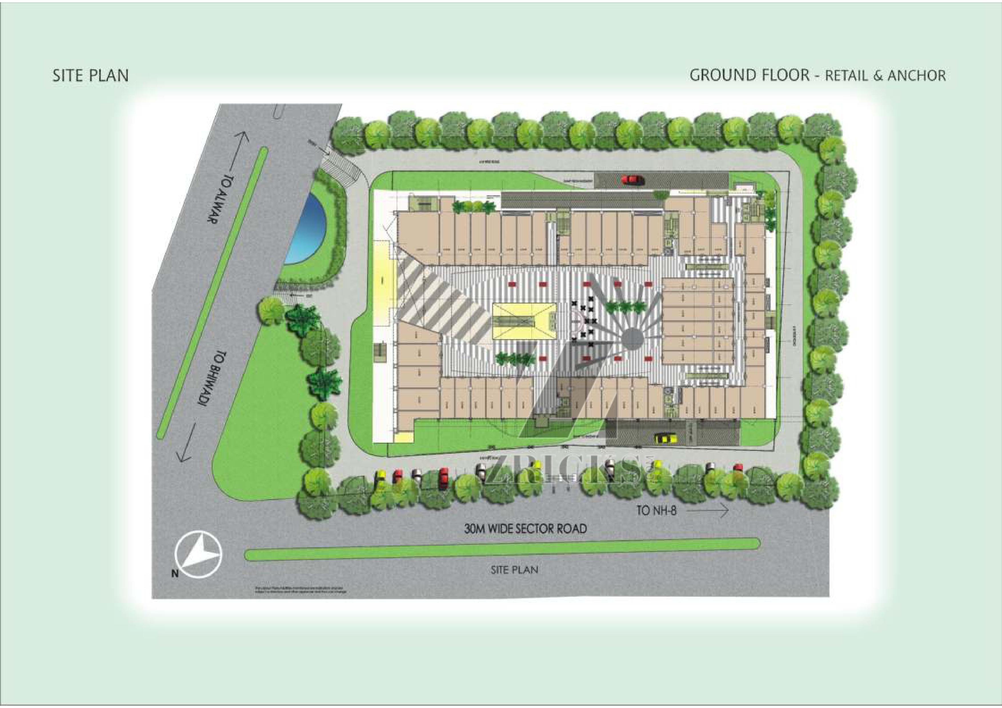 Genesis Mall Sector 16 Alwar Bypass Road Bhiwadi