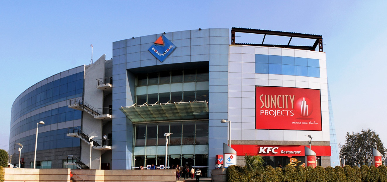 Suncity Vasant Square Banner