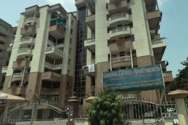 Garden Estate Apartments CGHS, Dwarka Sector 22, Dwarka Road, New ...