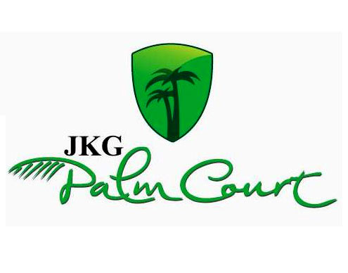 JKG Palm Court Logo