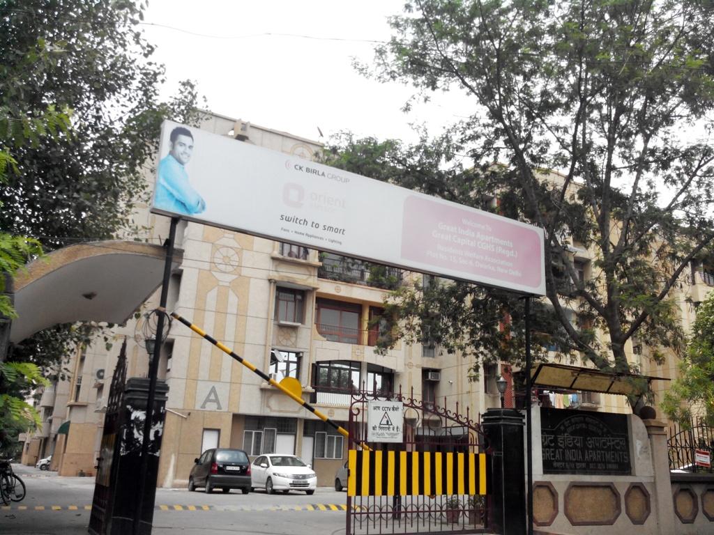 apartments in new delhi india