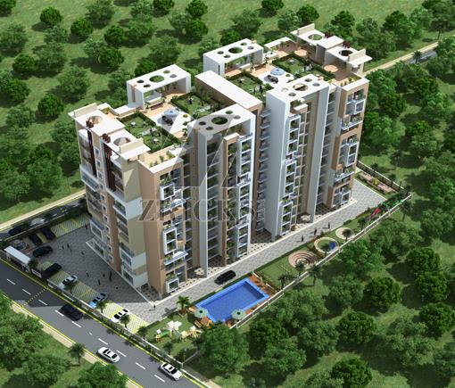 Needhishree ornate apartments shastri nagar garh road for Apartment site plan