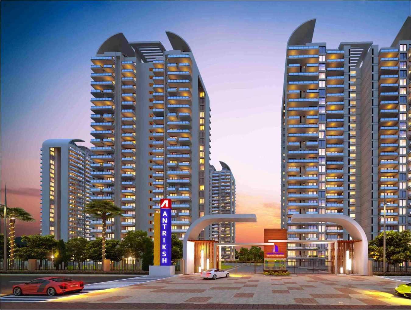 Antriksh urban greek l zone inner ring road new delhi for Dda new project in delhi