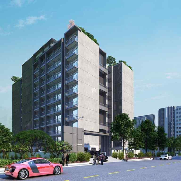 Olympia Jayanthi Residences Adyar East Coast Road