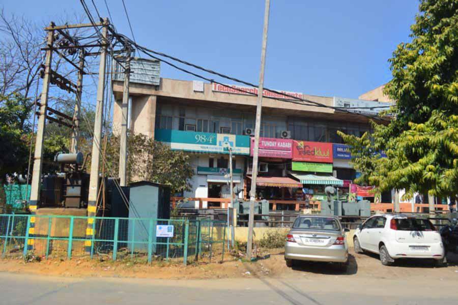 DLF Qutab Plaza Home Loan