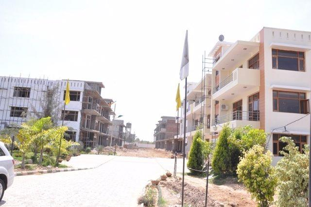 3 Bhk Independent Builder Floor For Sale In Gillco Palms