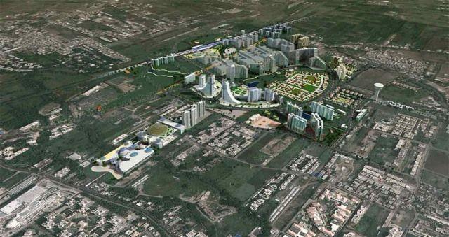 Amanora Future Towers Amanora Park Town Magarpatta Road