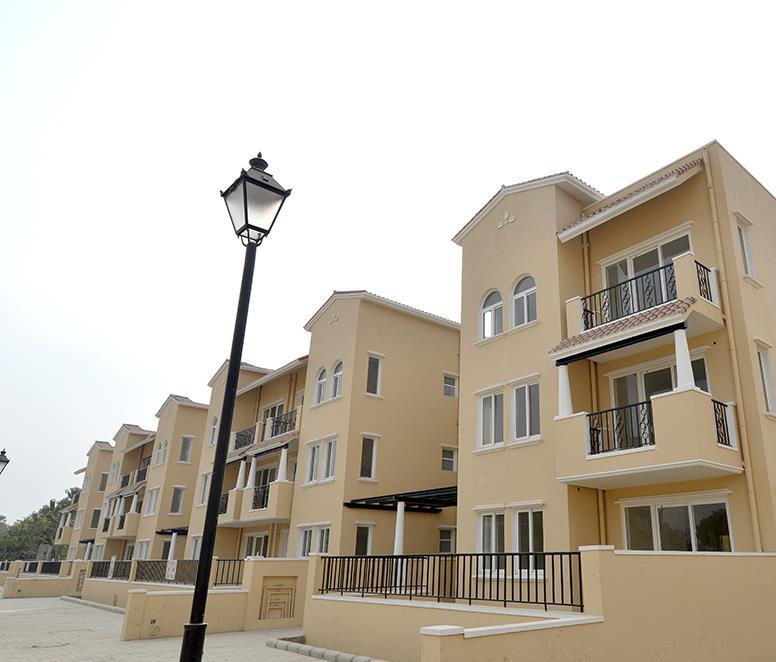 Emaar MGF Emerald Floors Home Loan