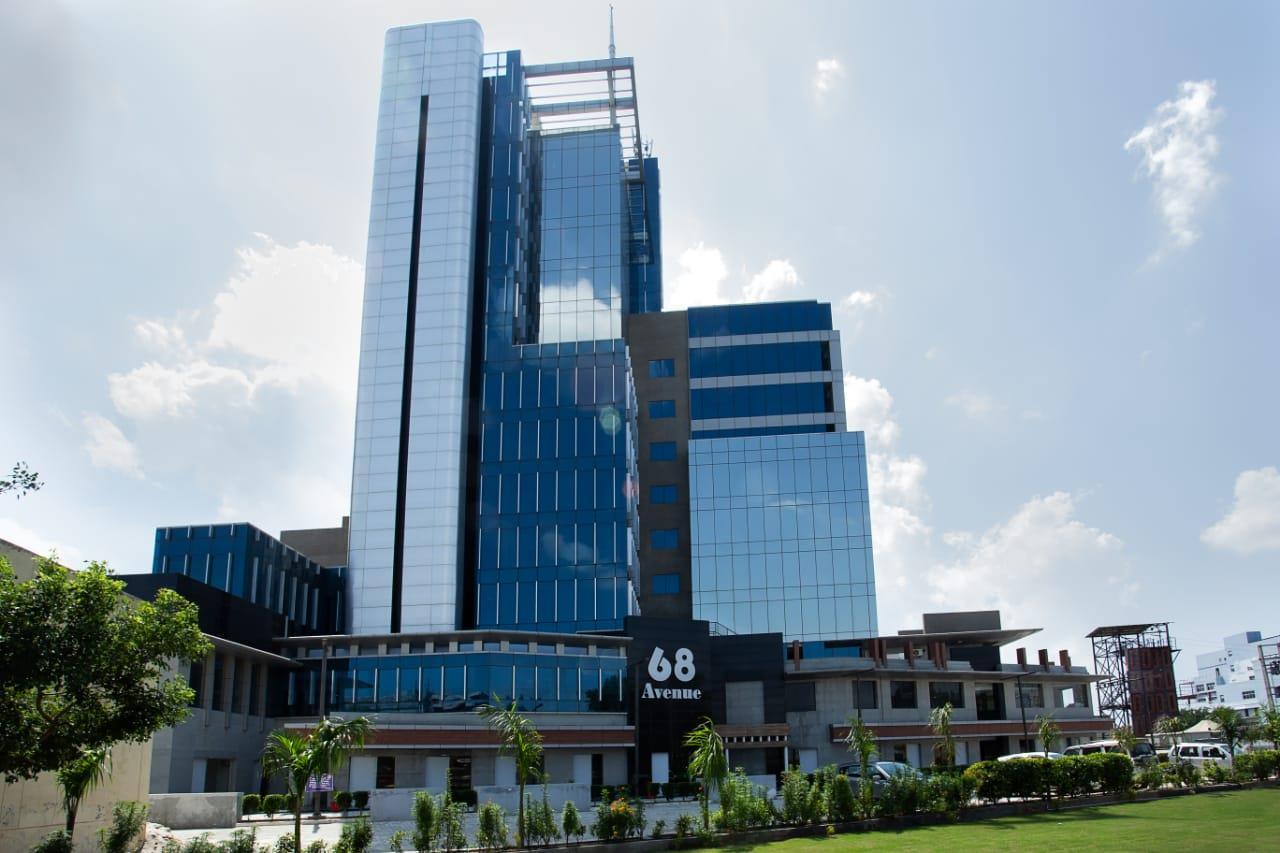 VSR 68 Avenue OYO Service Apartments Banner