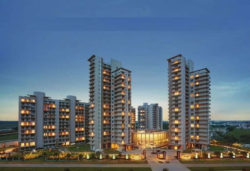 Puri Diplomatic Greens Phase 1 Home Loan