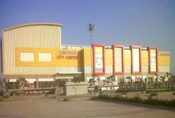 Bestech City Center Banner