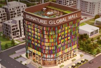 Signature Global Mall Banner