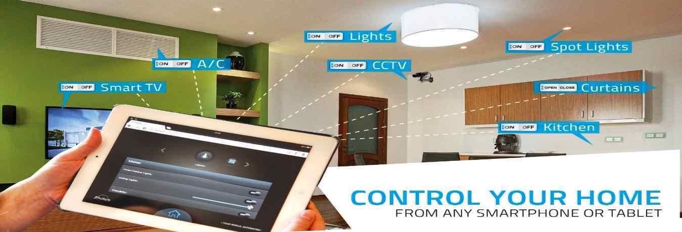 Home Automation Projects in Gurgaon