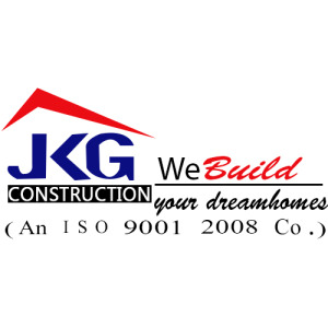 JKG Construction Pvt Ltd Logo
