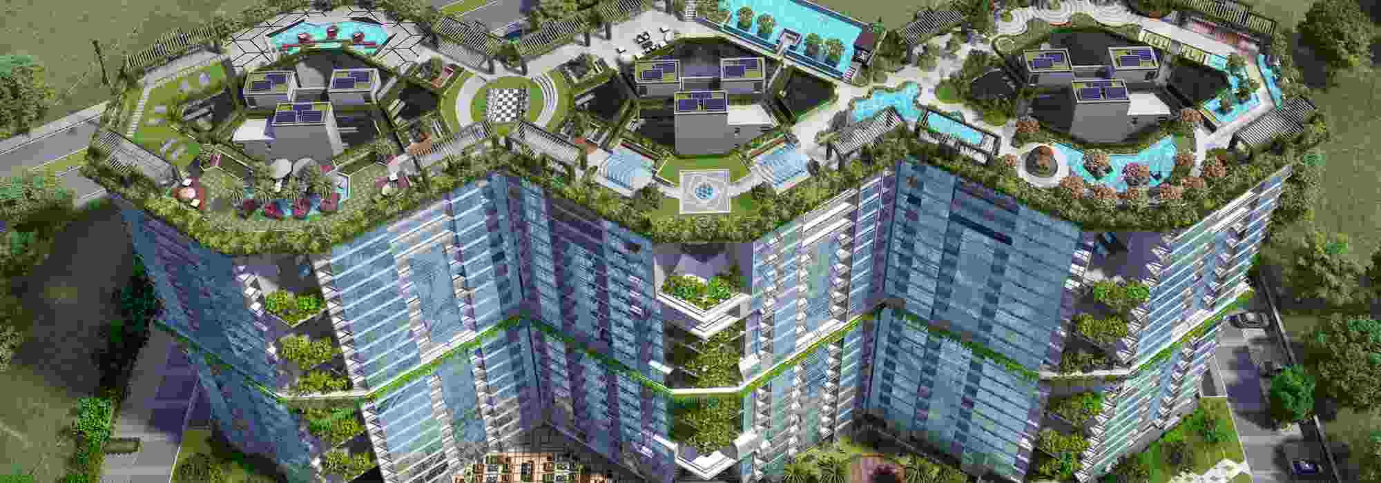 Green Buildings Projects in Gurgaon
