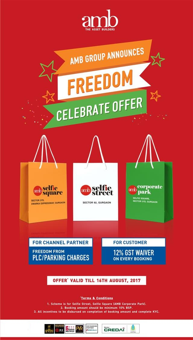 AMB Group Announces Freedom Celebrate Offer