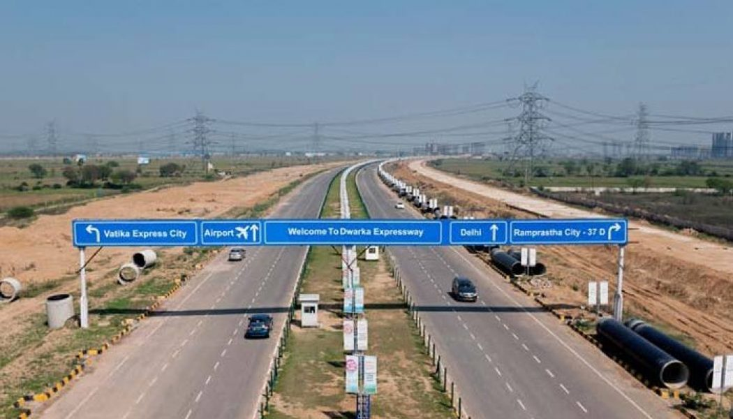 Dwarka expressway Going strong for over a decade