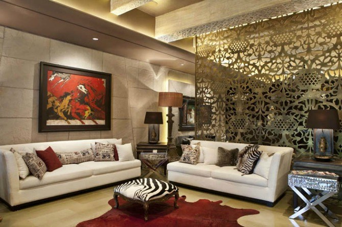 Shilpa Shetty Kundra s exquisite house Kinara in Mumbai Photo