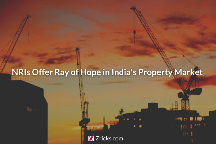 NRIs Offer Ray of Hope in India s Property Market at Present