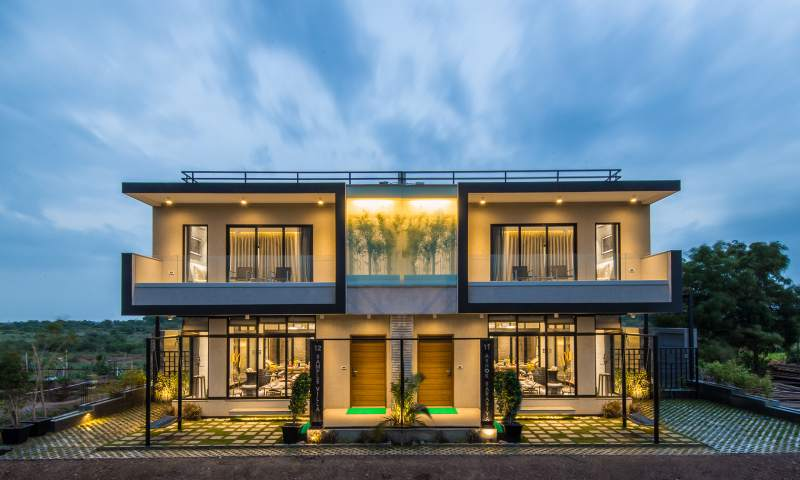 Why to invest in weekend homes in india pros cons of for Design your own house online in india
