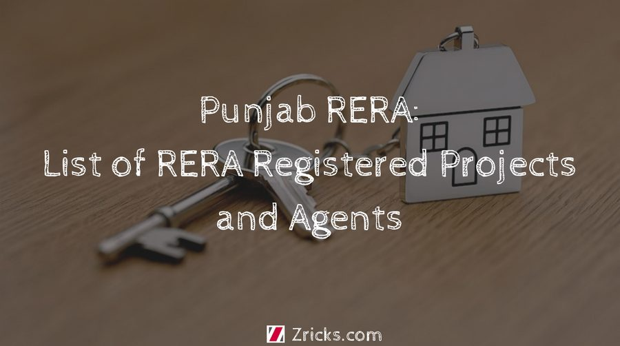 Punjab RERA List of RERA Registered Projects and Agents