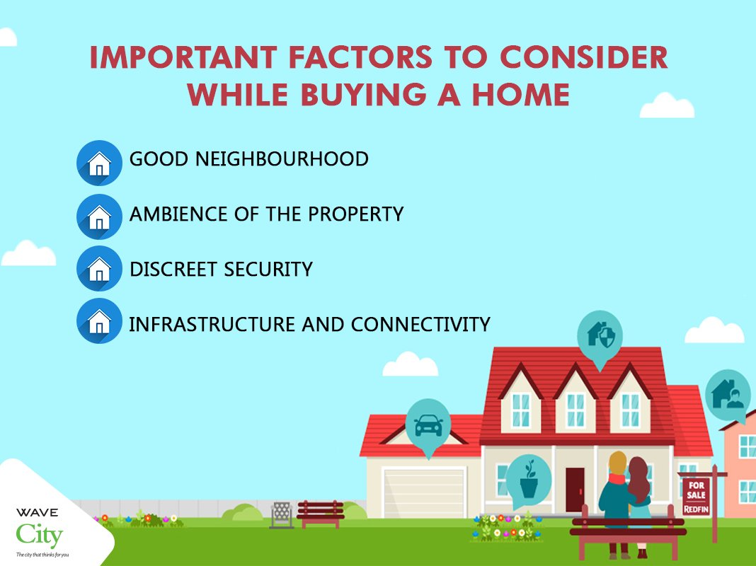4 important factors to consider while buying a home - Factors to consider when buying a house ...