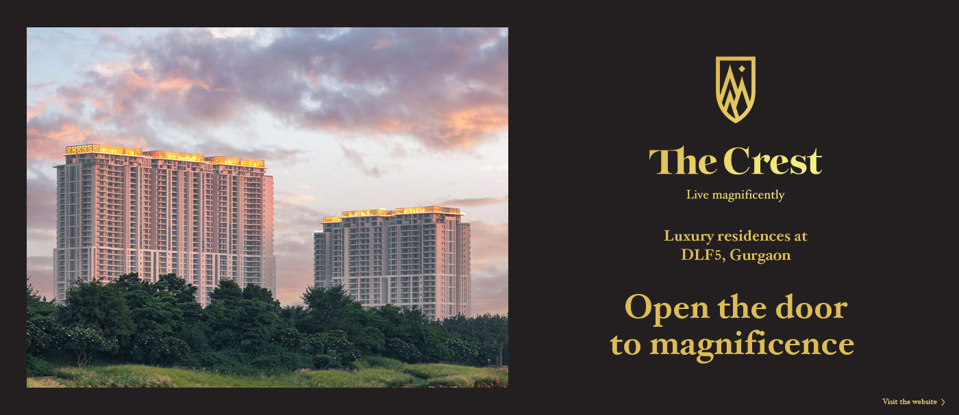 DLF The Crest luxury residences at DLF 5 Gurgaon