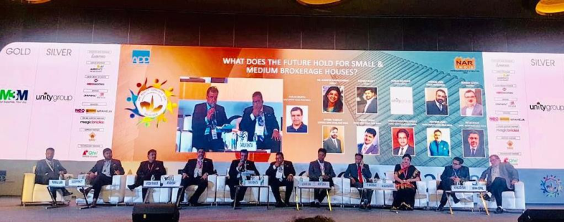 Association of Property Professionals APP Realty Conclave 2019 at Pullman New Delhi Aerocity Photo