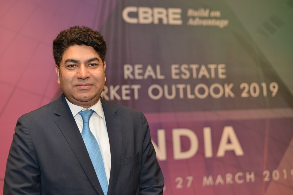 India's Real Estate Stock to Grow by 200 MN SFT in 2019 to