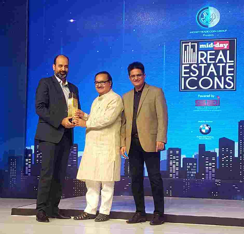 Dosti Desire Awarded Iconic Residential Project of Thane 2017