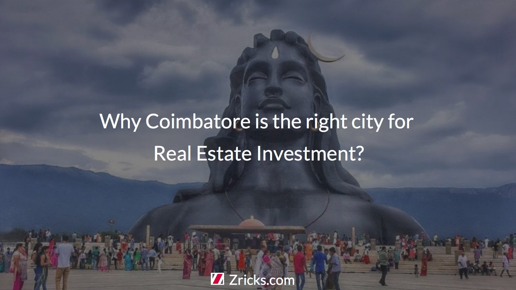 Why Coimbatore is the Right City for Real Estate Investment