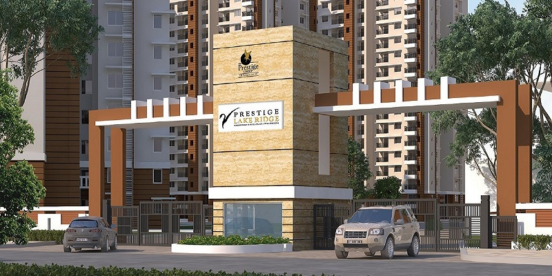 Prestige Lake Ridge is full of interesting amenities redefine luxury peace and tranquillity